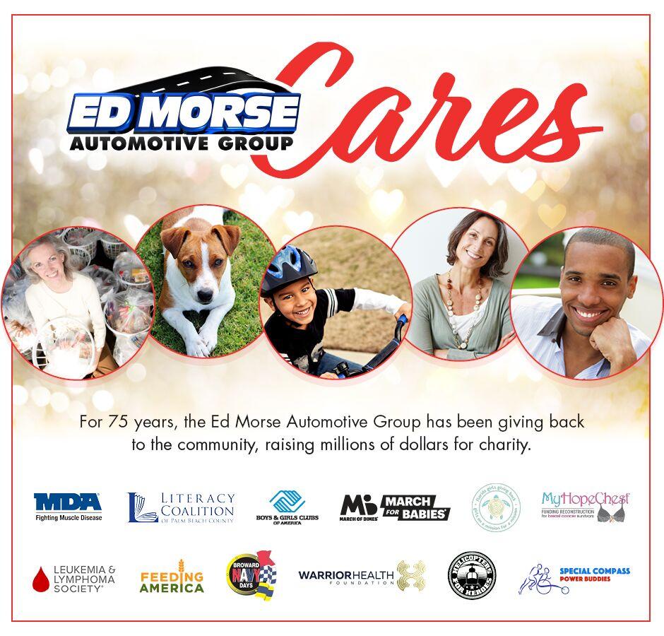 Ed Morse Cares