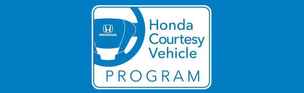 Honda Courtesy Vehicle Program Warrenville SC