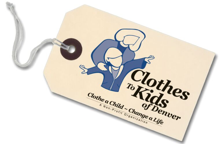 Clothes for Kids of Denver logo