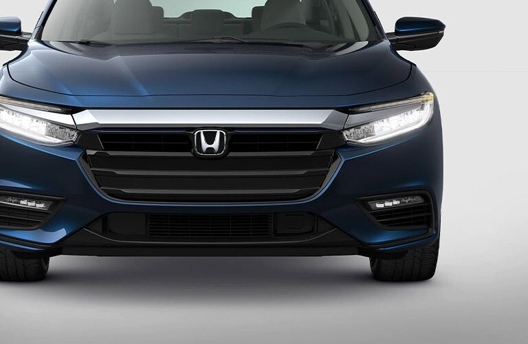 Head-on view of 2021 Honda Insight