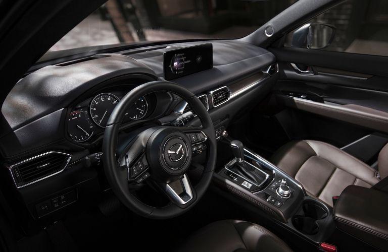 2021 Mazda CX-5 interior
