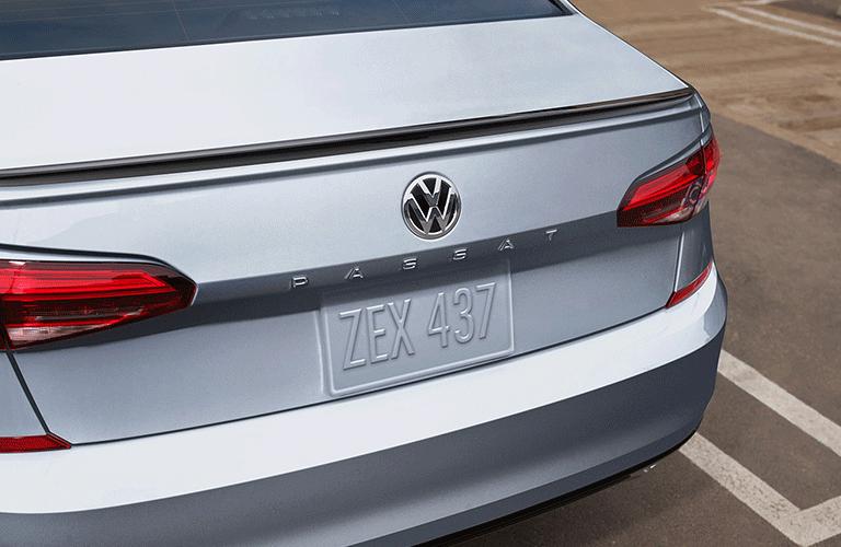Volkswagen Passat Rear View