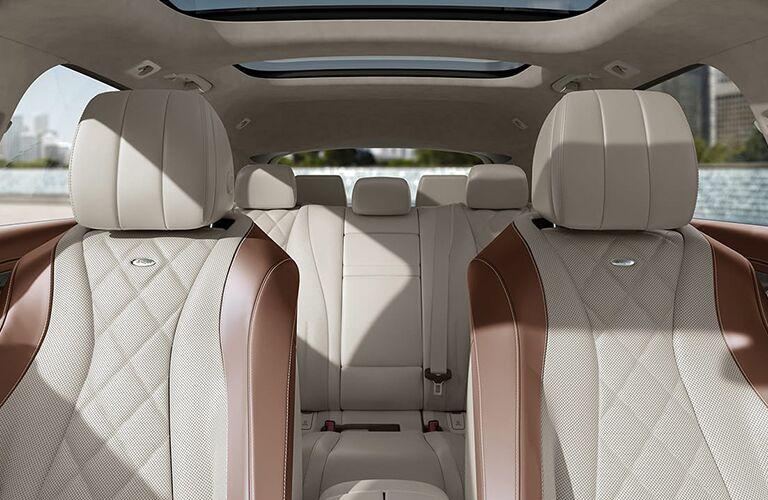 full interior of a 2020 Mercedes-Benz E-Class Wagon