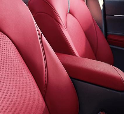 2018 Toyota Camry Sport Seats