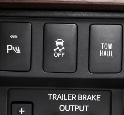 2018 Toyota Tundra TOW-HAUL Mode