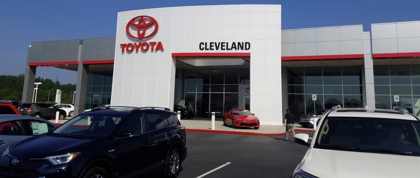 About Toyota Of Cleveland