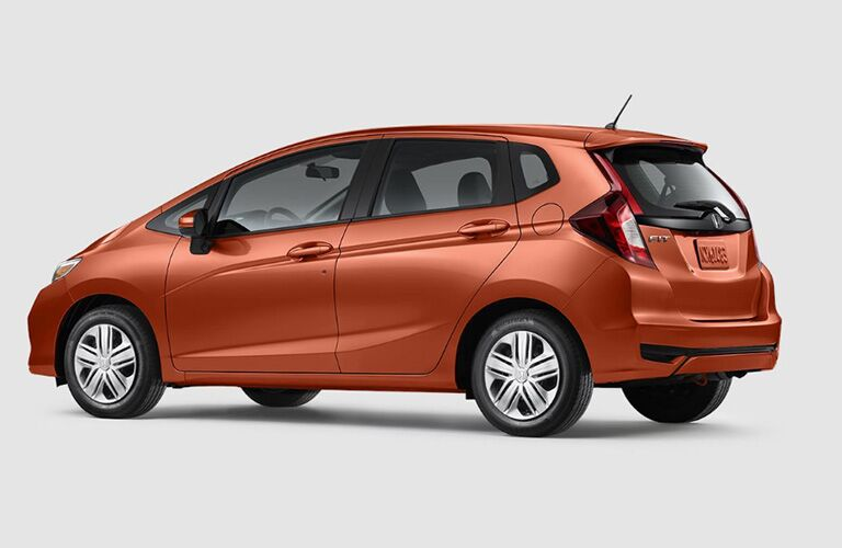 2018 Honda Fit from the side