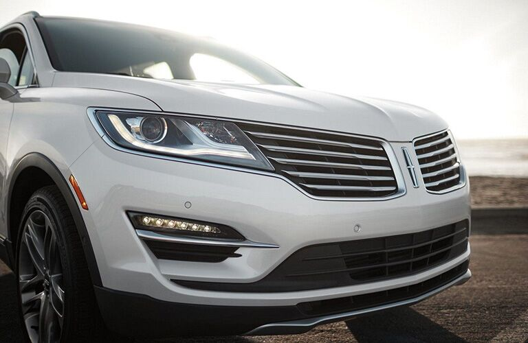 2018 Lincoln MKC from the front