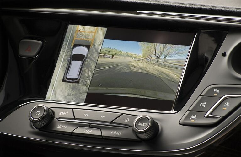 2019 Buick Envision surround-view camera