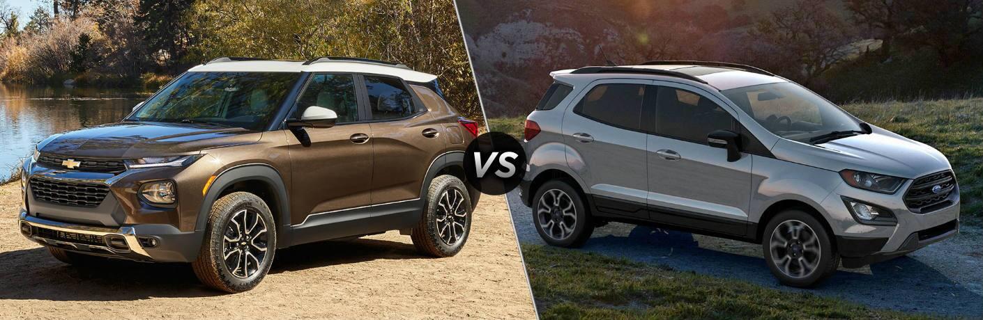 2021 Chevrolet Trailblazer vs 2021 Ford EcoSport
