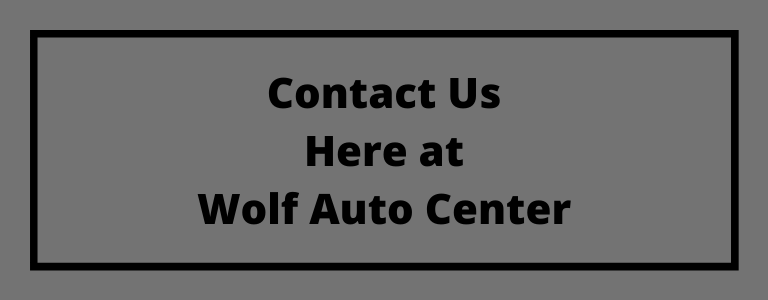 Contact Wolf Auto Sales