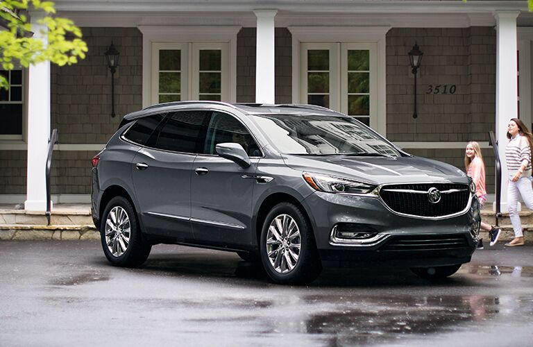 2019 Buick Enclave on residential driveway