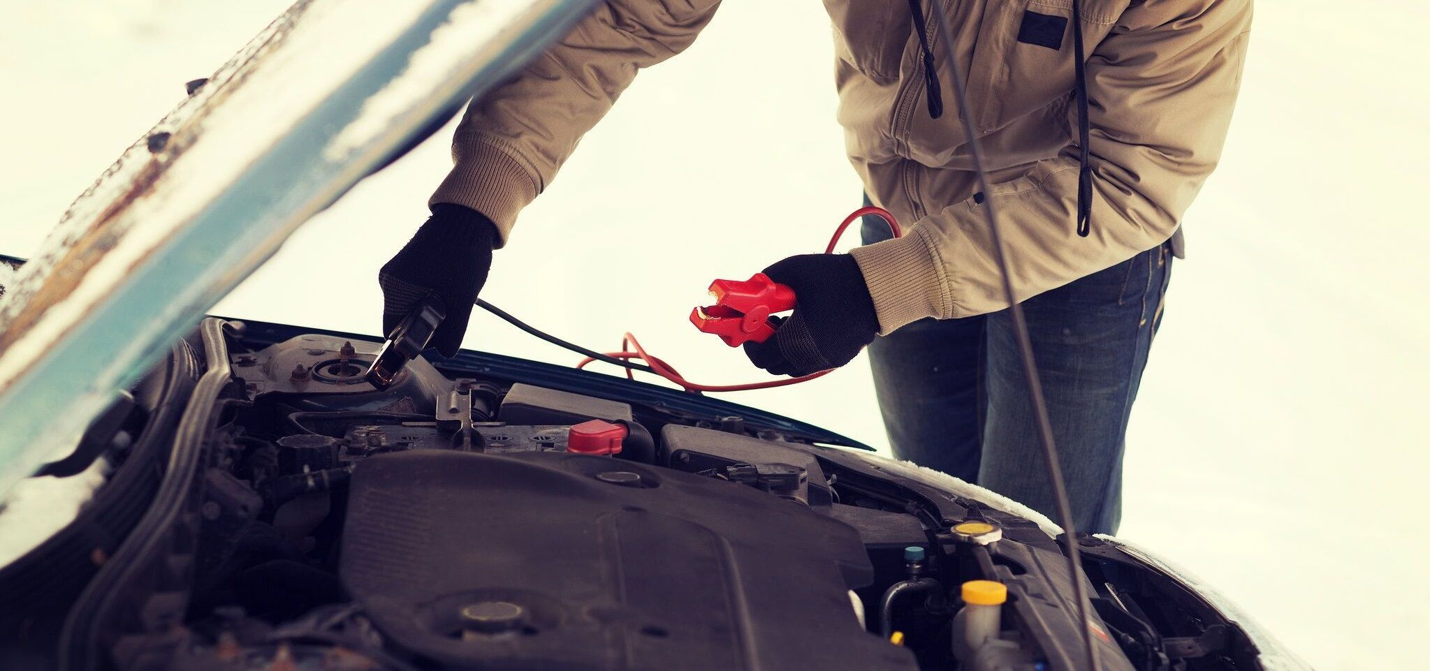 Car Battery Maintenance in the Winter
