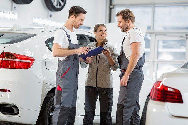 Certified Service Technicians