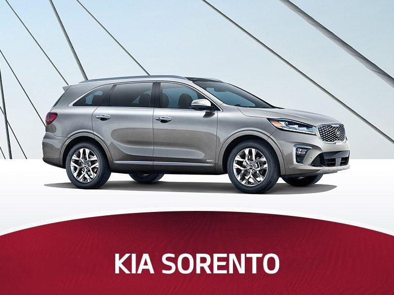 2018 Kia Sorento