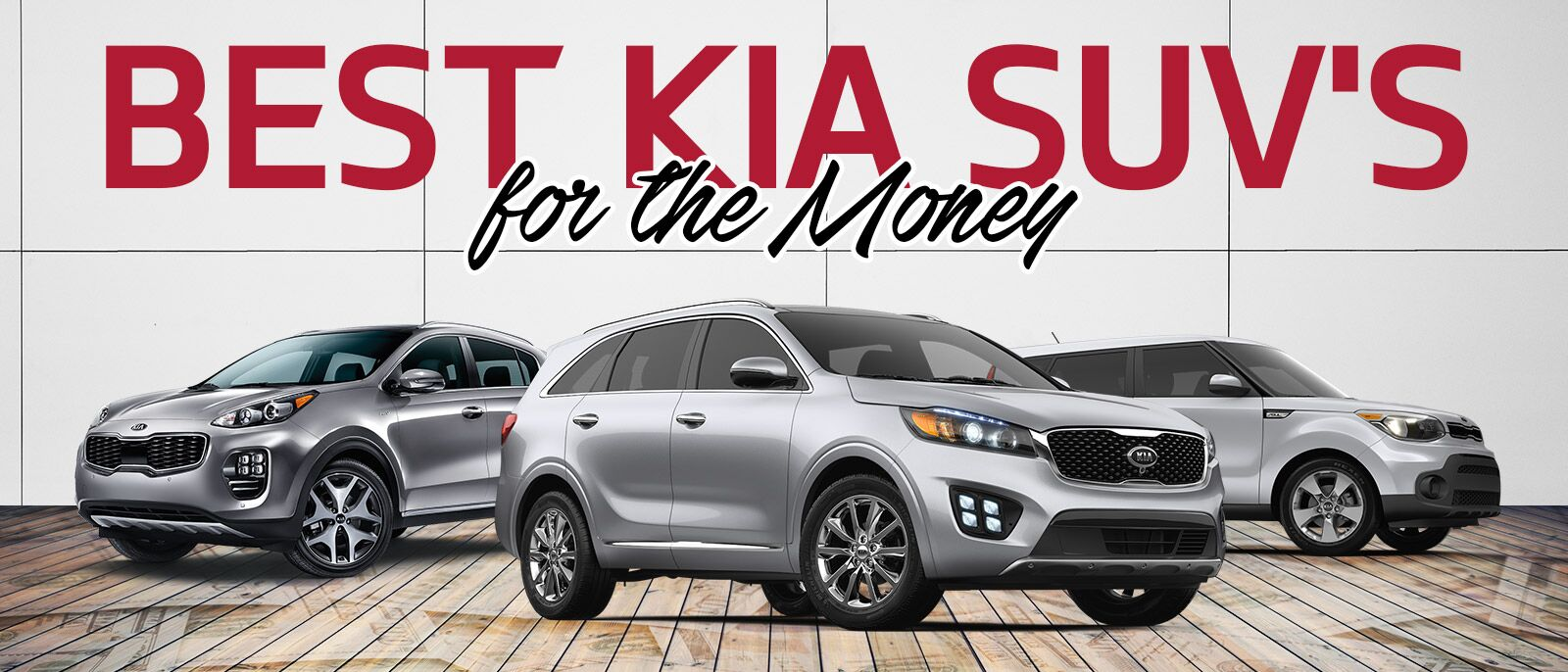 Best SUV's for the Money