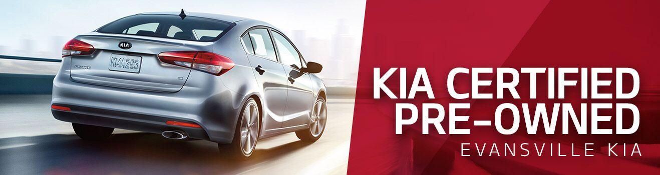 Kia Certified Pre-Owned >> Kia Certified Pre Owned Evansville Kia