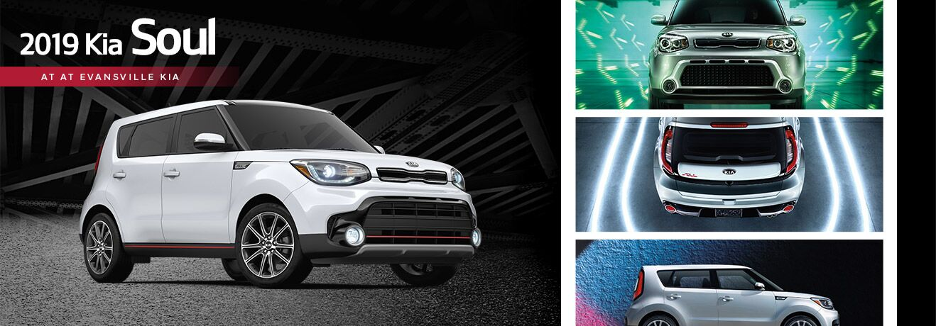 2019 Kia Soul Model Overview
