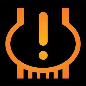 Tire Pressure Light