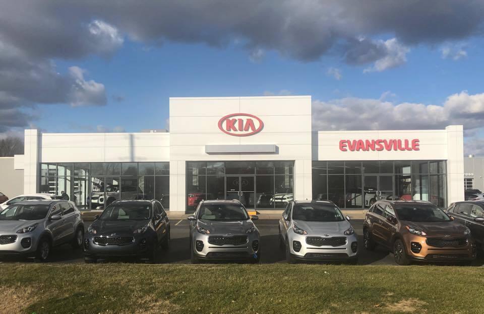 Evansville Kia Dealership | Evansville, IN