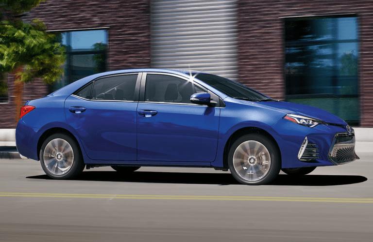 2019 Toyota Corolla downtown