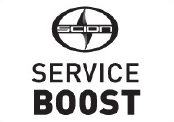 Scion Service Boost by Toyota