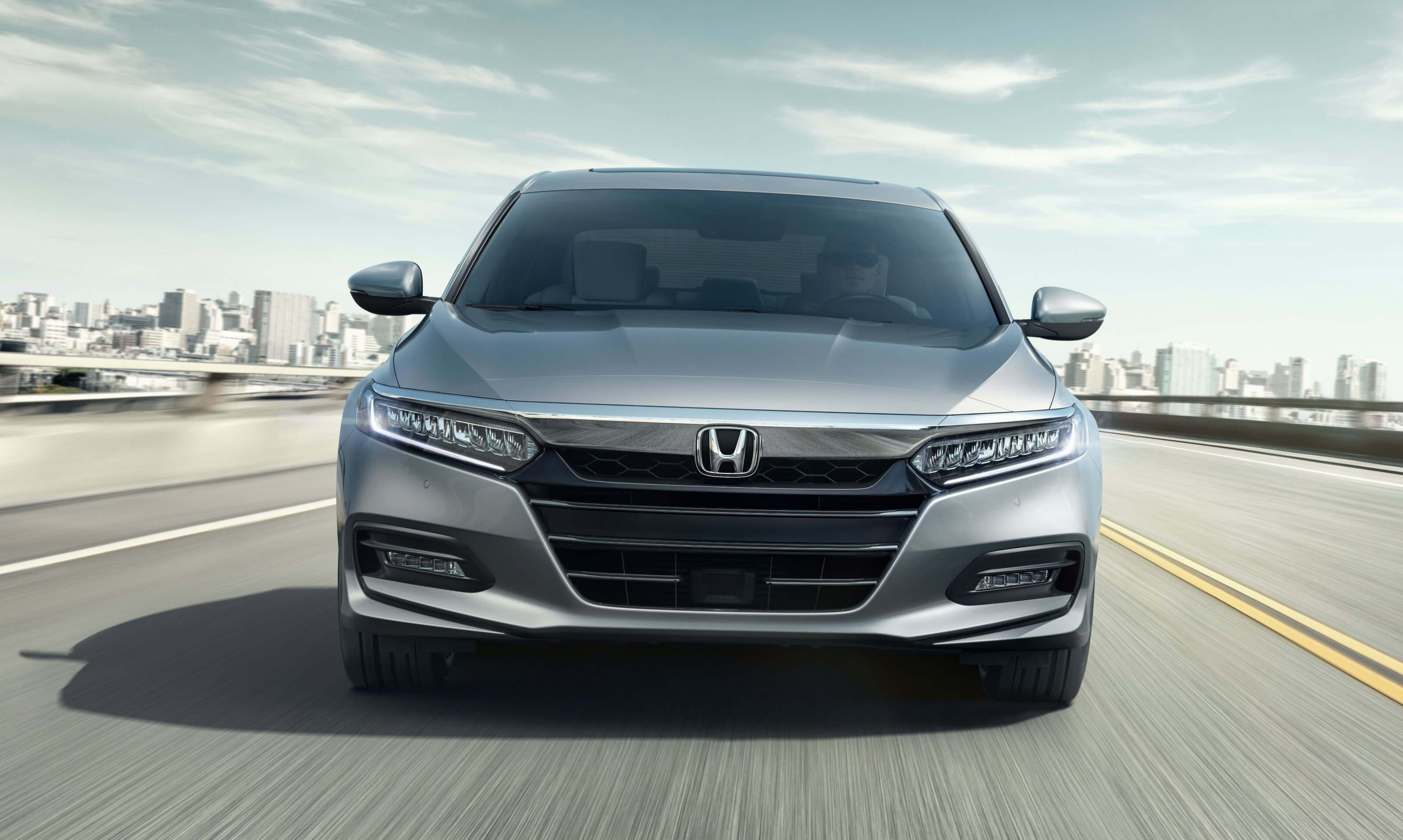 2020 Honda  Accord front exterior view