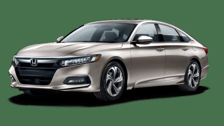 2020 Honda Accord EX-L - Champagne Frost