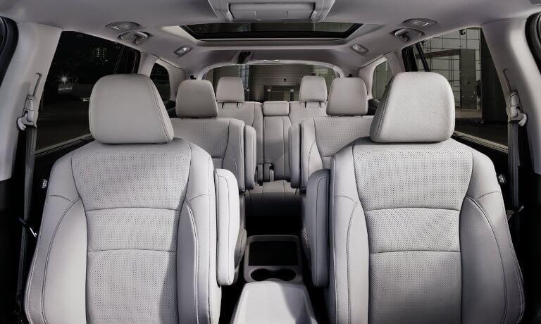 2021 Honda Pilot Interior Seating