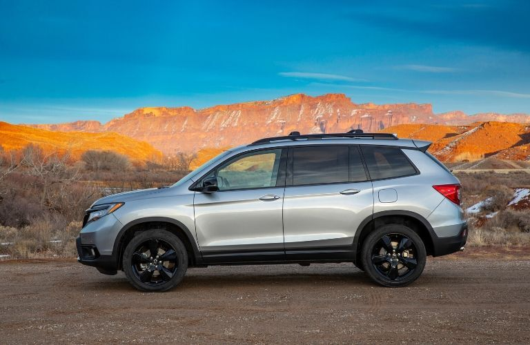 2020 Honda Passport from drivers side