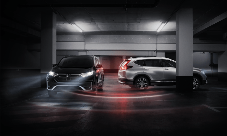 2020 Honda CR-V safety