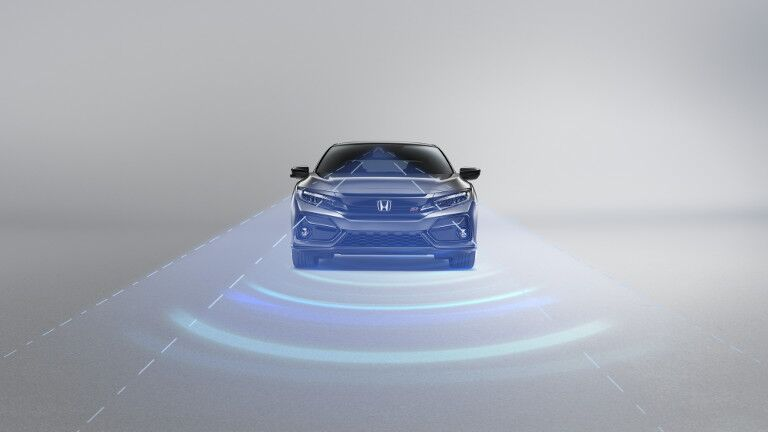 2020 Honda Civic Safety