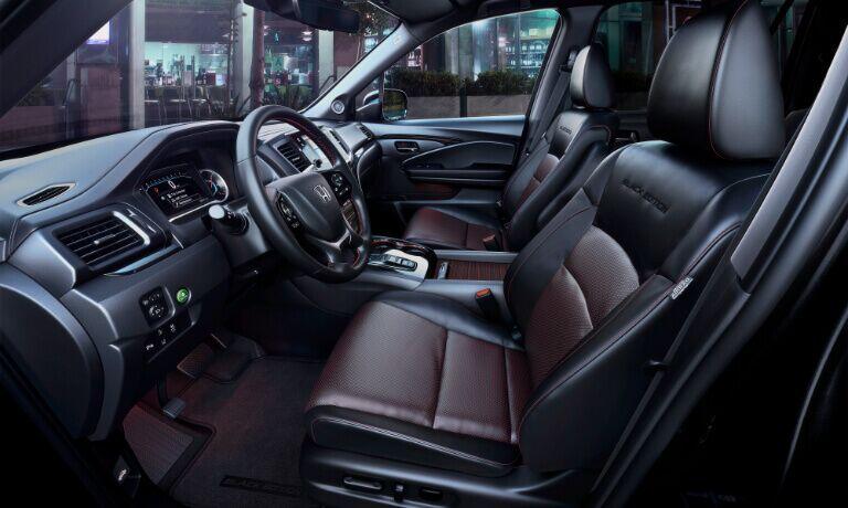 2020 Honda Pilot Interior View