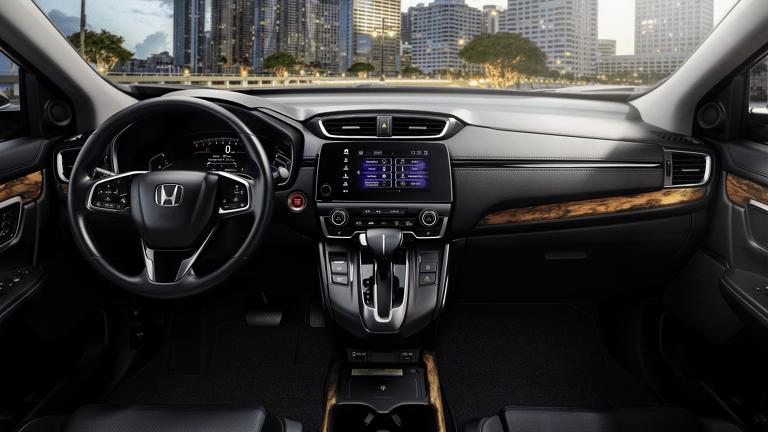 2020 Honda CR-V Interior Dashboard