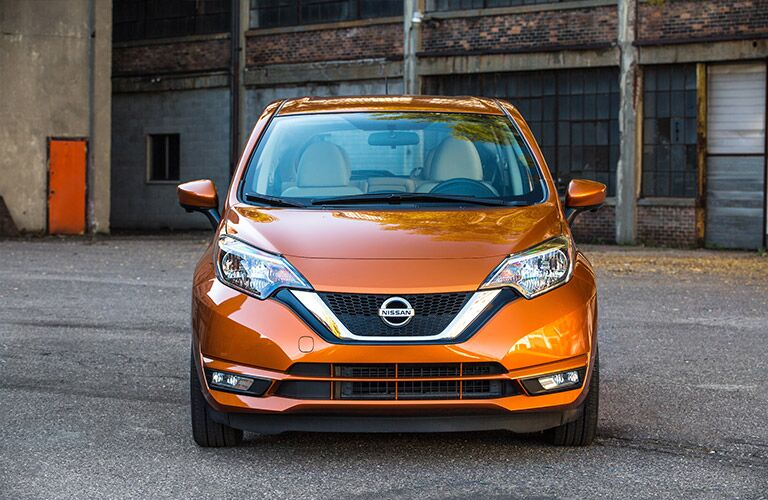 2018 Nissan Versa Note exterior front