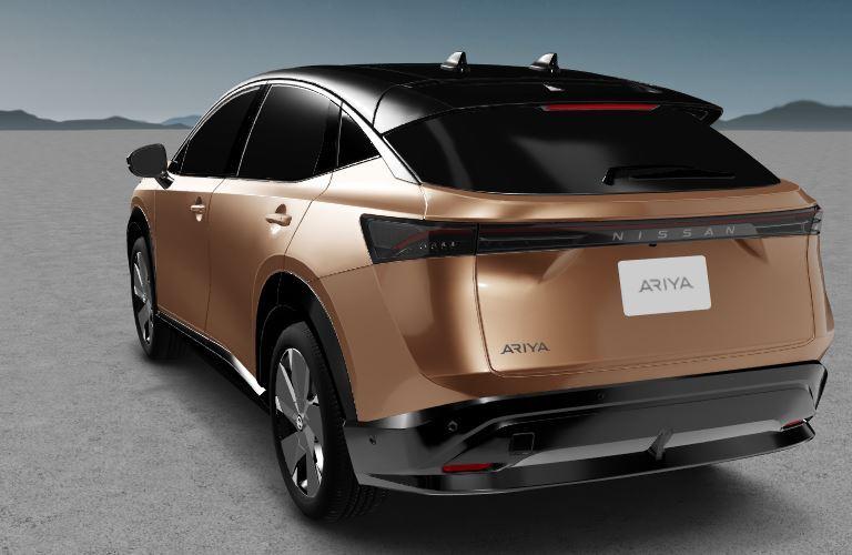 Nissan Ariya rear view