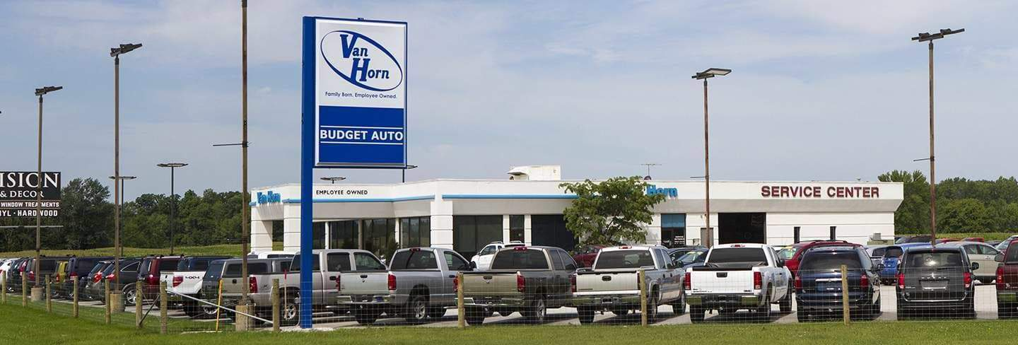 Van Horn Auto >> About Van Horn Budget Auto Used Car Dealer In Plymouth Wi