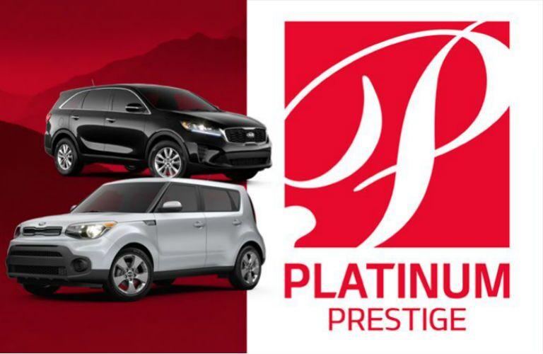 Kia Platinum Prestige Award