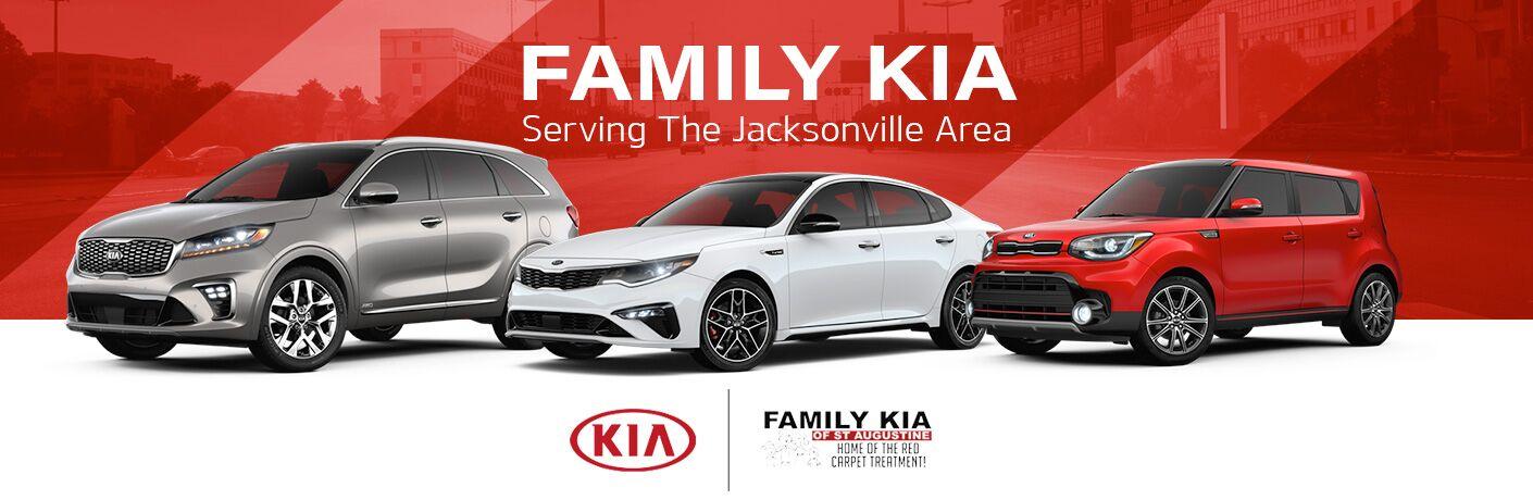 Family Kia dealership