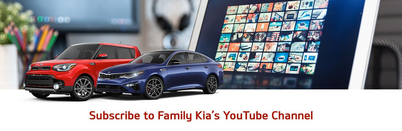Family Kia of St. Augustine YouTube Channel