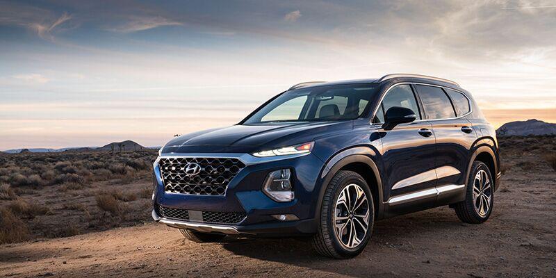 New Hyundai Santa Fe For Sale in Birmingham, AL