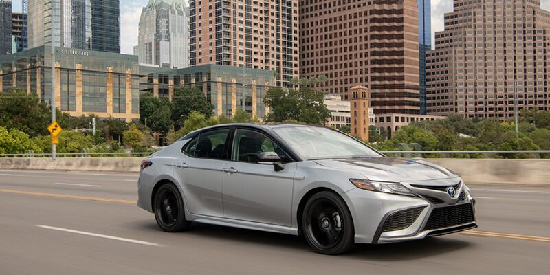 New Toyota Camry For Sale in Birmingham, AL