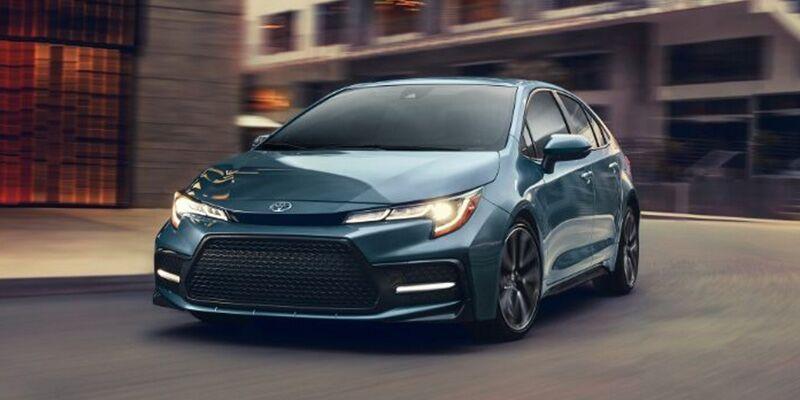 New Toyota Corolla For Sale in Birmingham, AL