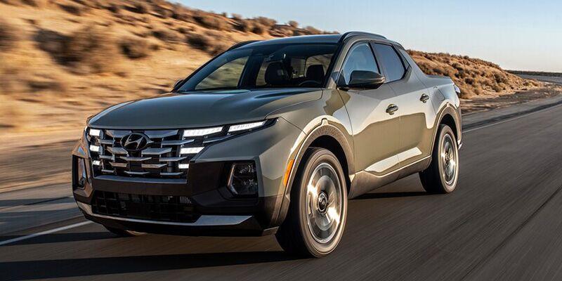 New Hyundai Santa Cruz For Sale in Birmingham, AL