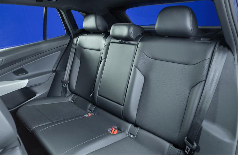 2021 Volkswagen ID.4 seating