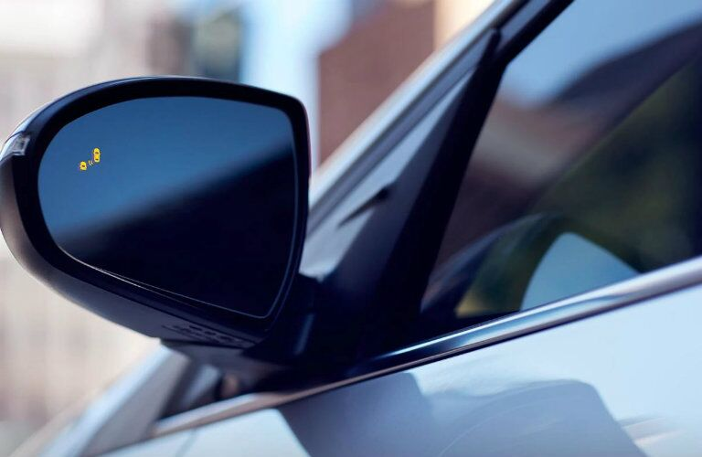 2019 hyundai ioniq hybrid side mirror