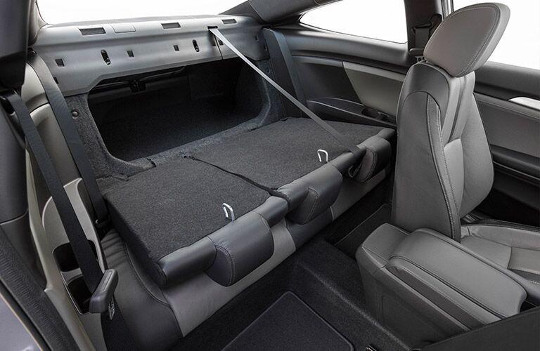 Civic Coupe folding rear seats