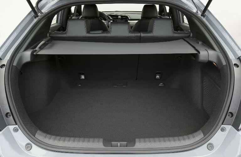 2017 Civic Hatchback Cargo Space
