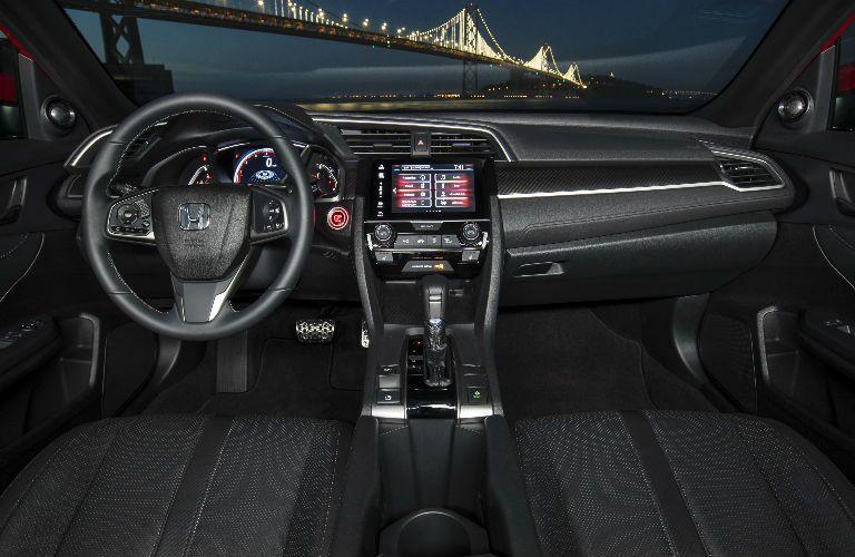 2017 Honda Civic Hatchback Austin Tx