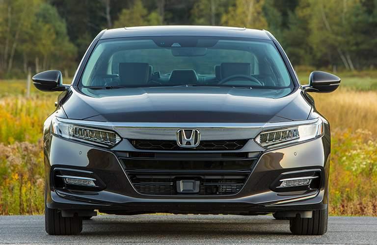 2018 Honda Accord Hybrid front exterior